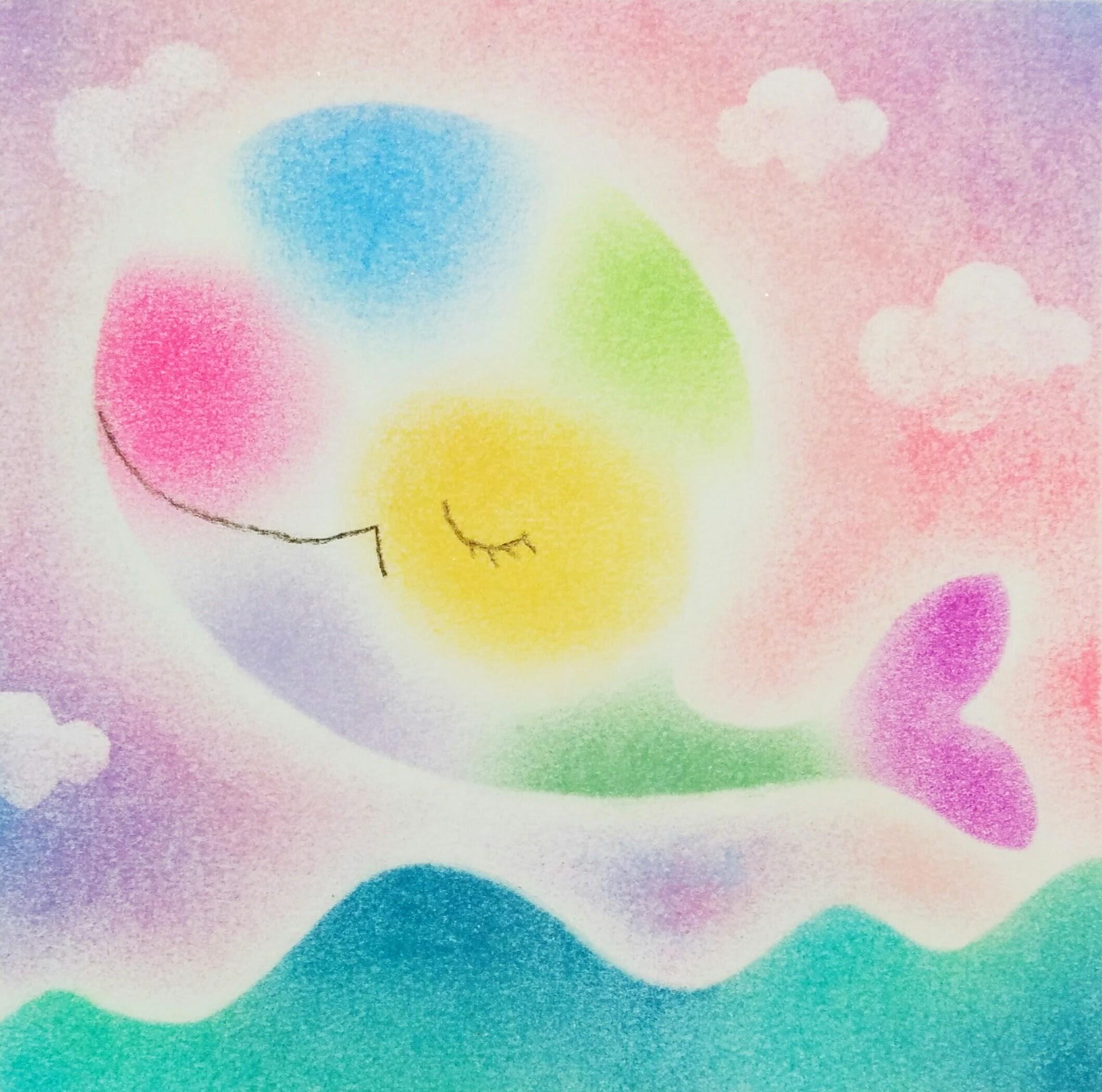虹色くじら