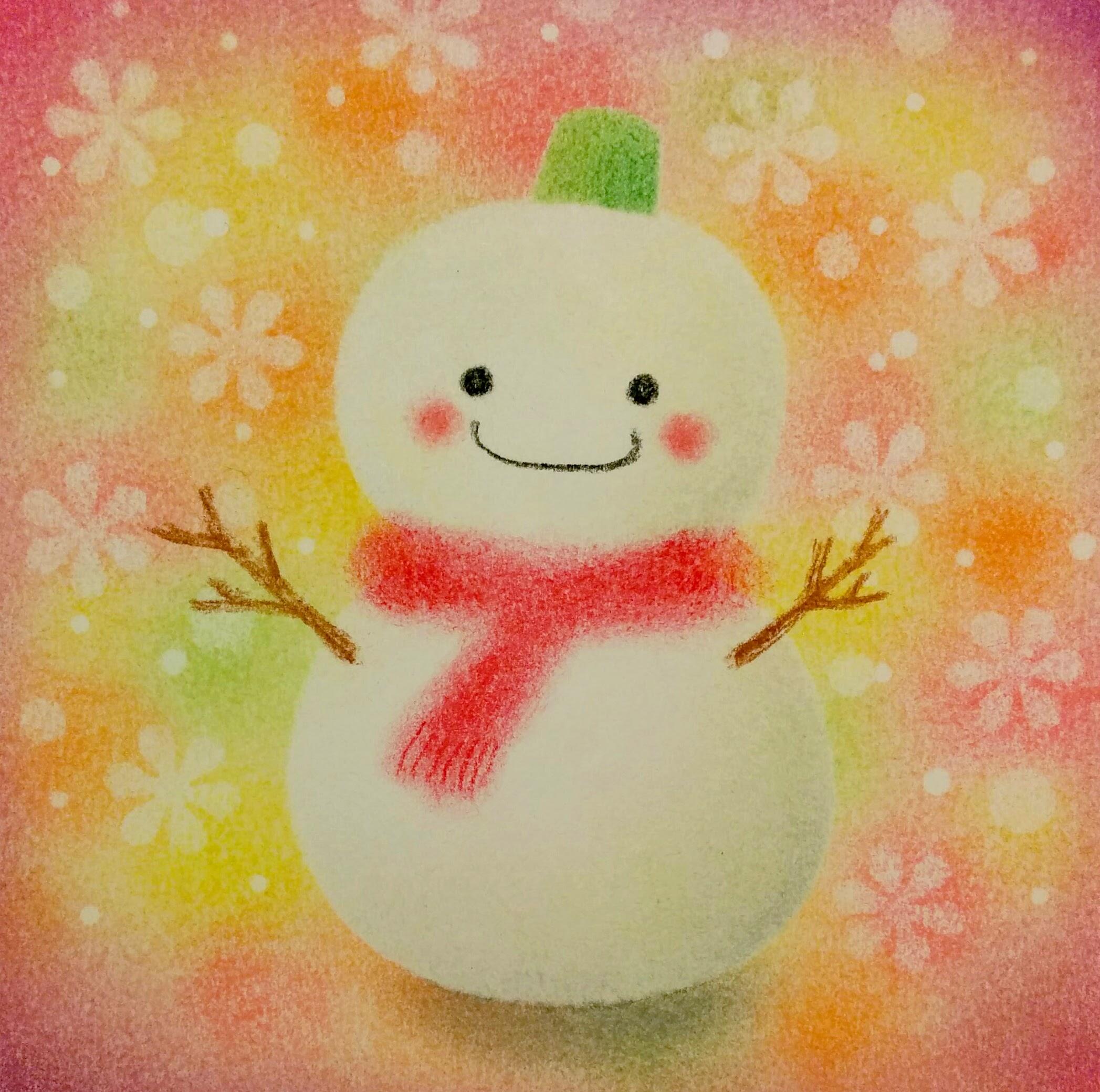 雪だるま  A