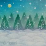 冬木立   A