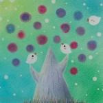 多幸の木(青)  A