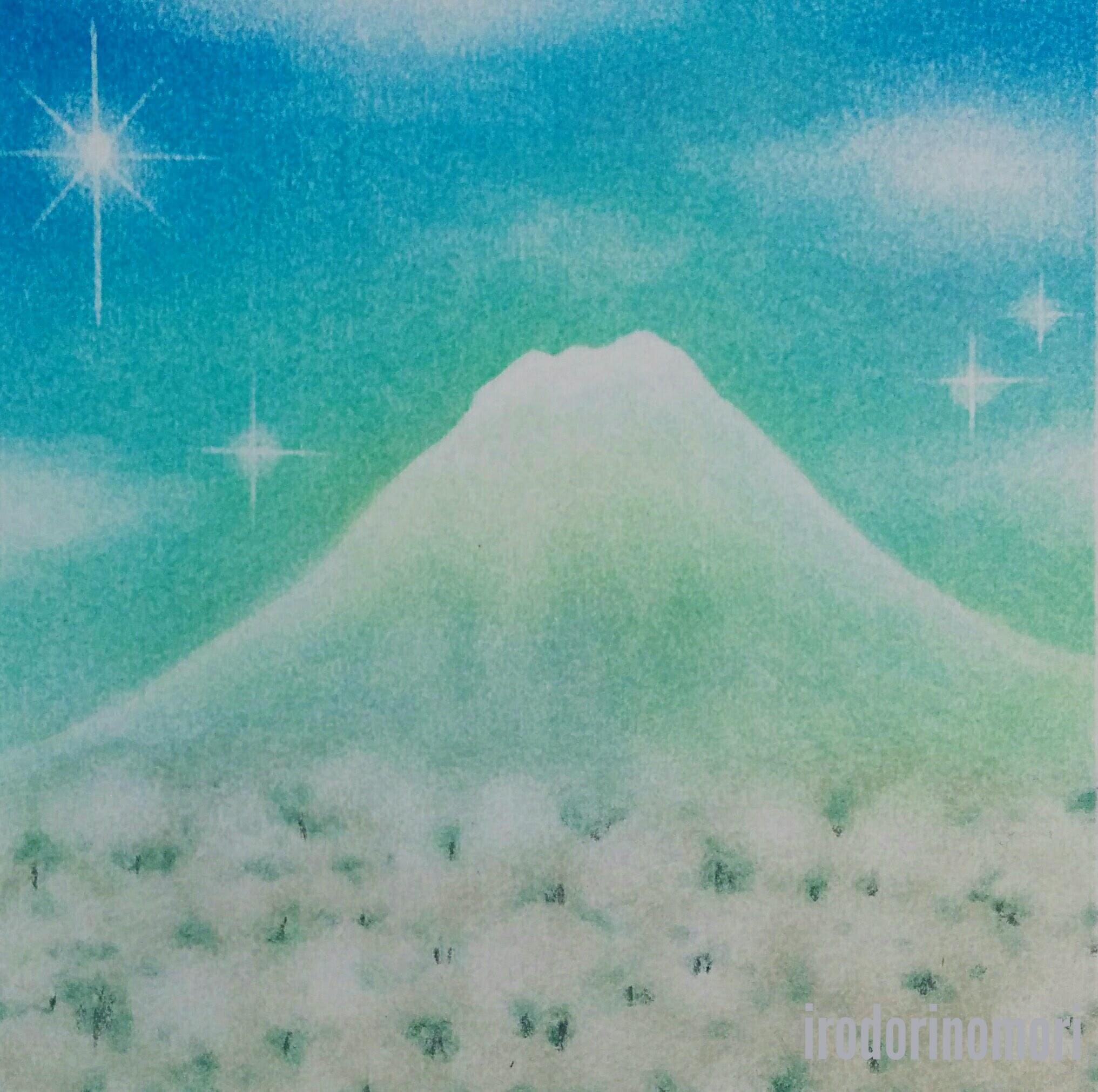 富士山(冬)