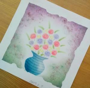 花瓶の花1