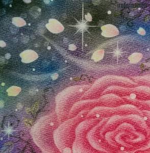 薔薇のように咲いて桜のように散って