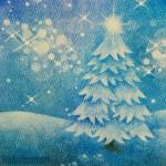 青のクリスマス A
