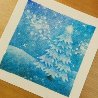 青のクリスマス2
