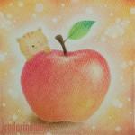 りんごと仔猫 B
