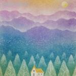悠久の山と森の教会A