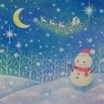雪だるま君のクリスマス A