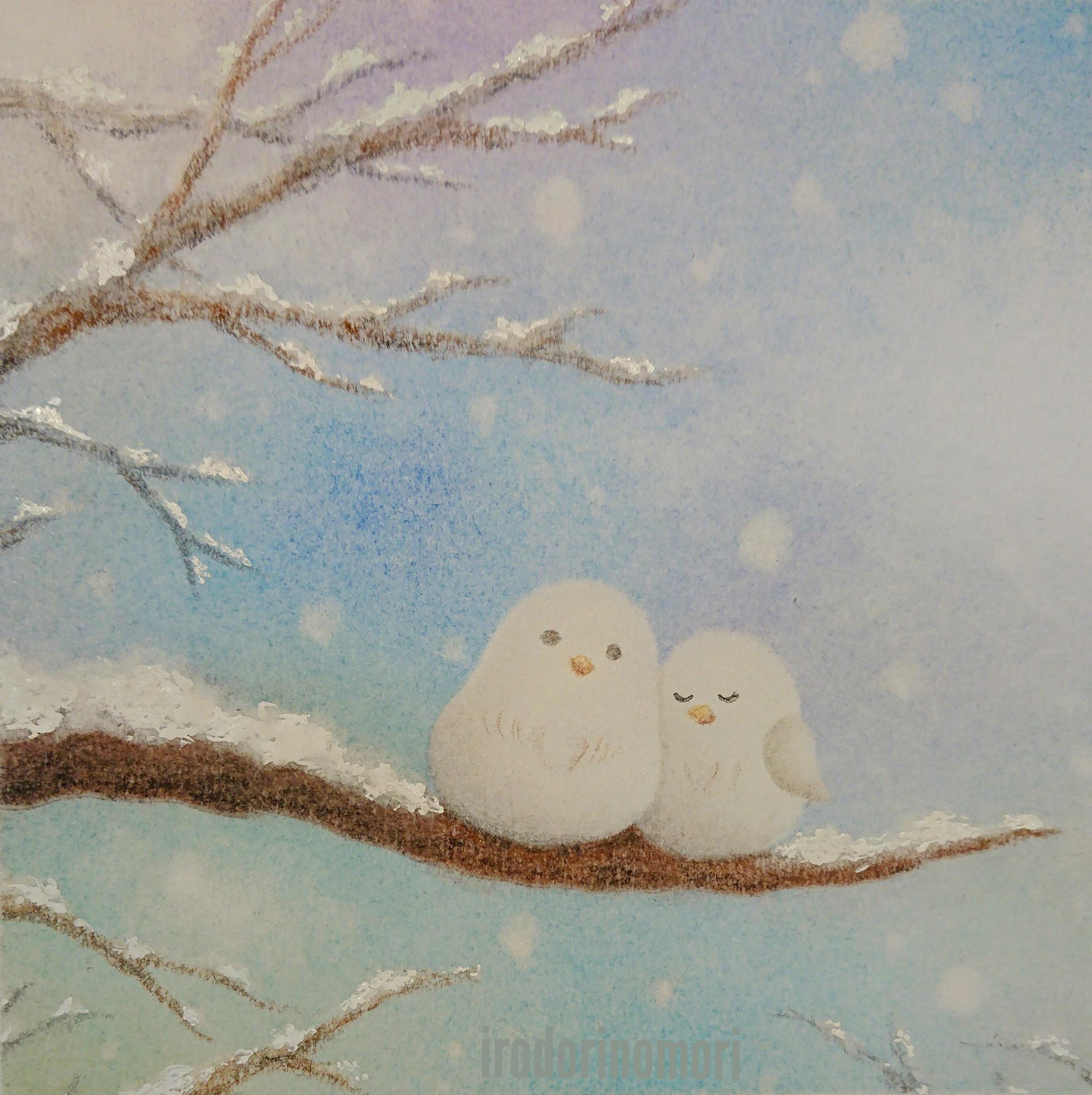 鳥たちの冬 ★★★☆☆