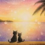 あの夏の夕陽 ★★★★☆
